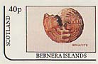 Bernera Island stamp